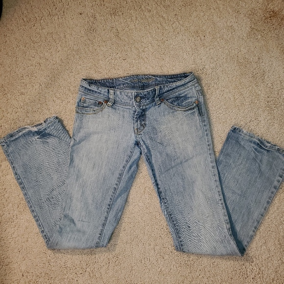 American Eagle Outfitters Denim - 2/$20 American Eagle AE artist straight jeans